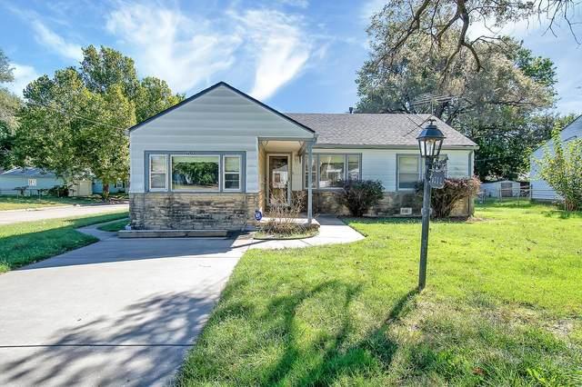 1702 Green Acres St, Wichita, KS 67218 (MLS #602499) :: Kirk Short's Wichita Home Team