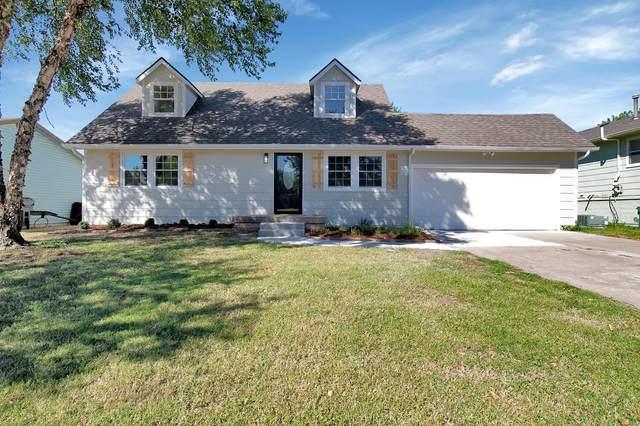 169 S Ranger St, Haysville, KS 67060 (MLS #602504) :: Graham Realtors