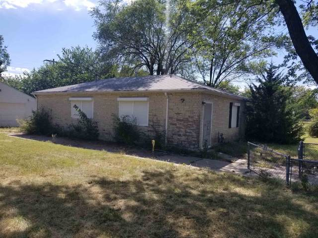 116 N Baehr St, Wichita, KS 67212 (MLS #602515) :: Graham Realtors
