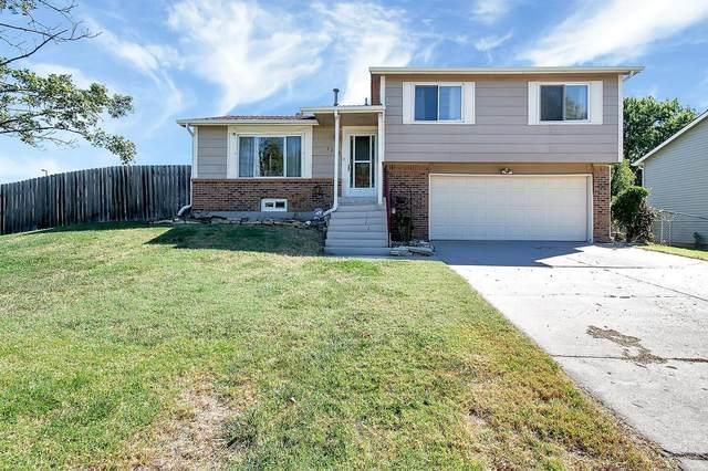 3248 N Cranberry St., Wichita, KS 67226 (MLS #602516) :: Graham Realtors