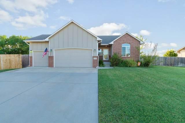 3101 N Nancy Ln, Derby, KS 67037 (MLS #602538) :: Kirk Short's Wichita Home Team