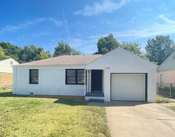 630 S Barlow, Wichita, KS 67207 (MLS #602552) :: Kirk Short's Wichita Home Team