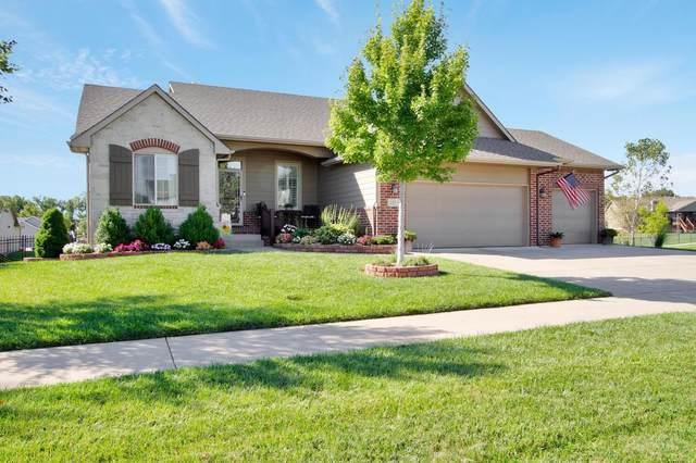 317 E Kodiak St, Kechi, KS 67067 (MLS #602565) :: COSH Real Estate Services