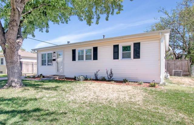 2474 S Osage Ave, Wichita, KS 67217 (MLS #602566) :: COSH Real Estate Services