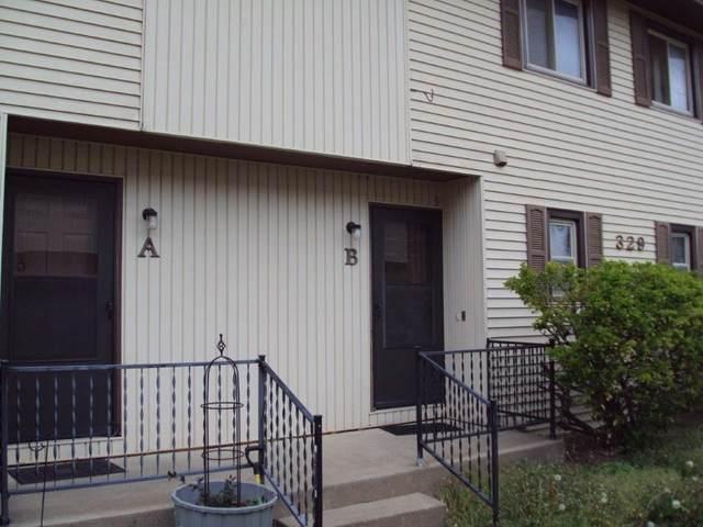 329 E 12th St, Newton, KS 67114 (MLS #602571) :: Kirk Short's Wichita Home Team