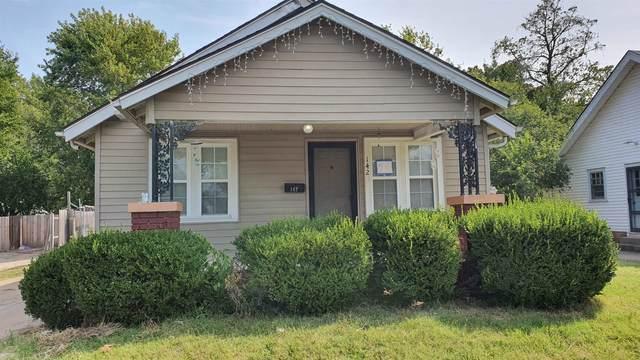 142 N Meridian Ave, Wichita, KS 67203 (MLS #602573) :: Graham Realtors