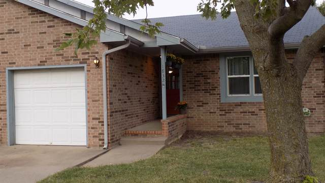 1832 N Doreen St, Wichita, KS 67206 (MLS #602575) :: Graham Realtors
