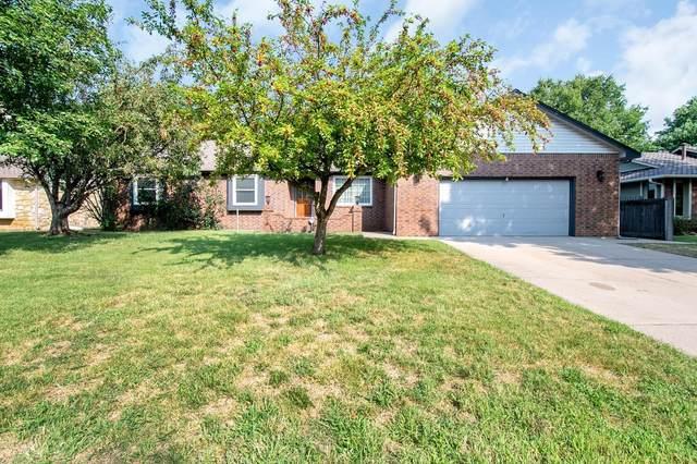 113 S Muirfield St., Wichita, KS 67209 (MLS #602576) :: Pinnacle Realty Group