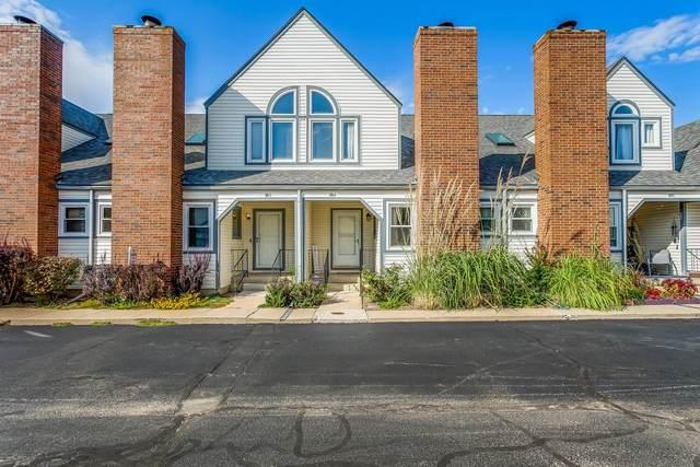 1620 S Longford #104, Wichita, KS 67207 (MLS #602583) :: Graham Realtors