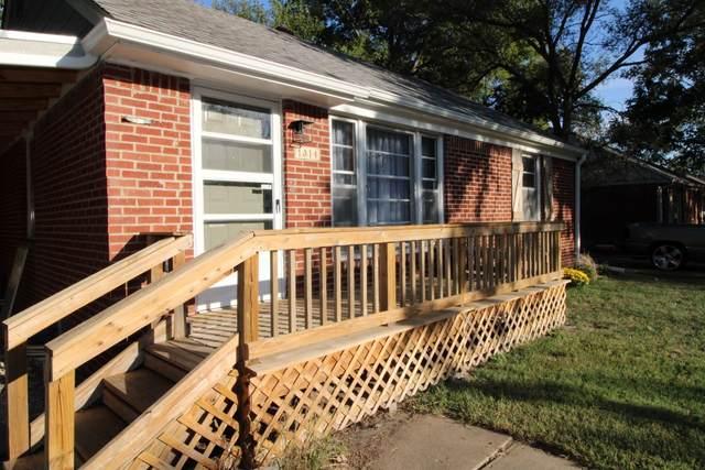 1814 S Parkwood Ln, Wichita, KS 67218 (MLS #602587) :: Kirk Short's Wichita Home Team