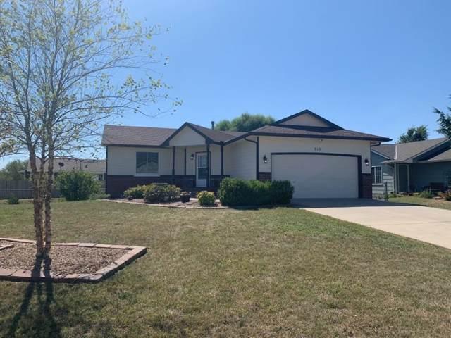 513 Redwood Dr `, Rose Hill, KS 67133 (MLS #602599) :: COSH Real Estate Services