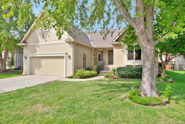 12731 E Bradford Circle, Wichita, KS 67206 (MLS #602603) :: Graham Realtors