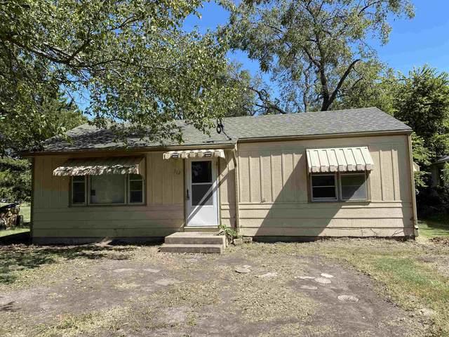 312 N Walnut, Douglass, KS 67039 (MLS #602611) :: Pinnacle Realty Group