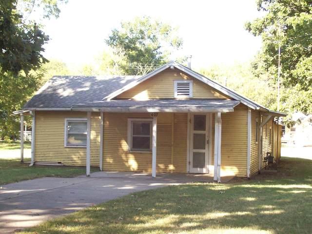 407 N Fern St, Wichita, KS 67203 (MLS #602616) :: Graham Realtors