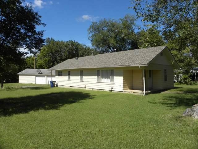 901 N Walnut, Eureka, KS 67045 (MLS #602624) :: Kirk Short's Wichita Home Team