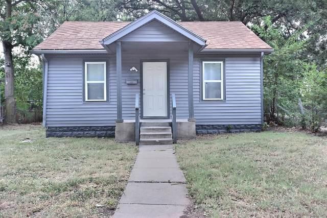 1237 N Indiana, Wichita, KS 67214 (MLS #602627) :: Graham Realtors