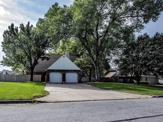 12207 W 14th, Wichita, KS 67235 (MLS #602628) :: Graham Realtors