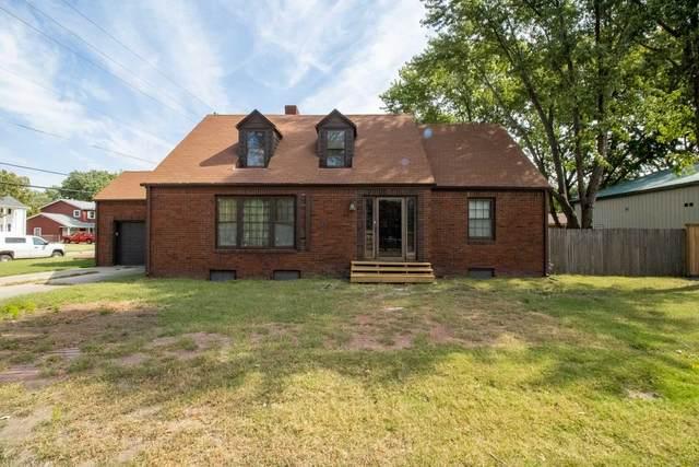 1732 N West St, Wichita, KS 67203 (MLS #602632) :: Graham Realtors