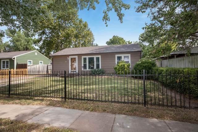 434 S Sheridan St, Wichita, KS 67213 (MLS #602637) :: Graham Realtors