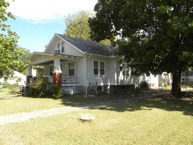 600 N Sycamore, Eureka, KS 67045 (MLS #602638) :: Kirk Short's Wichita Home Team