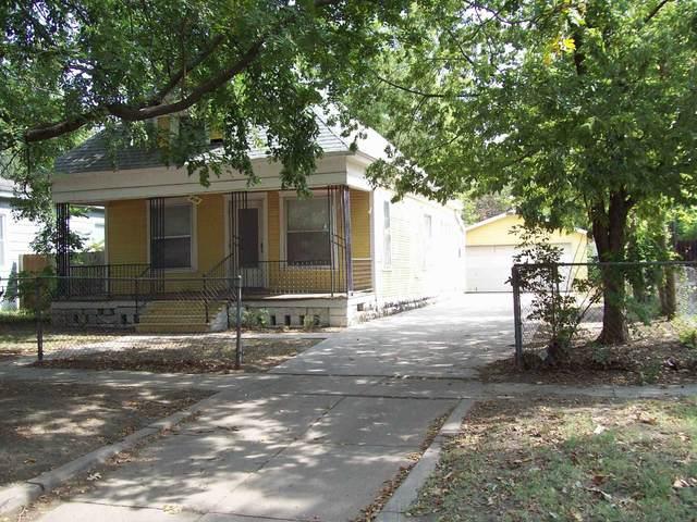 408 N Fern St, Wichita, KS 67203 (MLS #602640) :: Graham Realtors