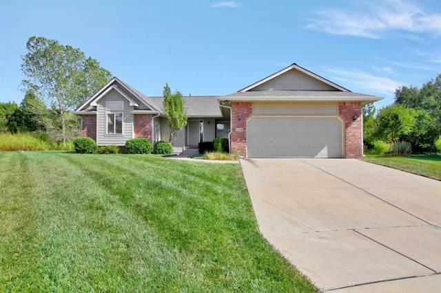 1118 N Bedford Circle, Wichita, KS 67206 (MLS #602645) :: Graham Realtors