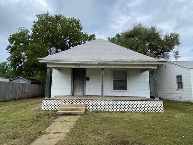 1129 S Seneca St, Wichita, KS 67213 (MLS #602664) :: The Terrill Team