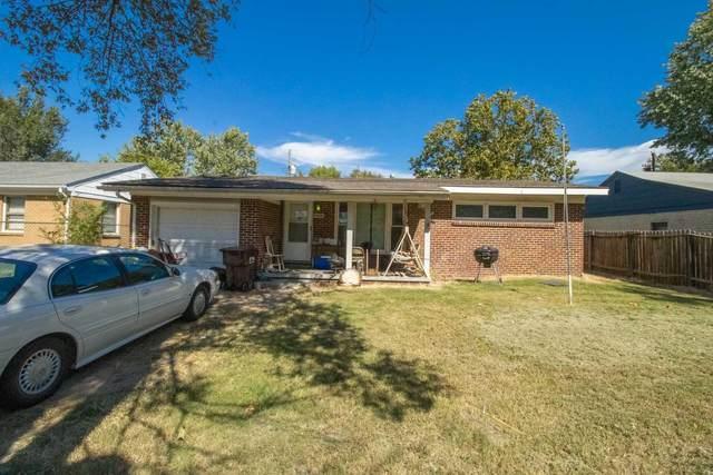 1226 E Alturas Ave, Wichita, KS 67216 (MLS #602669) :: Kirk Short's Wichita Home Team