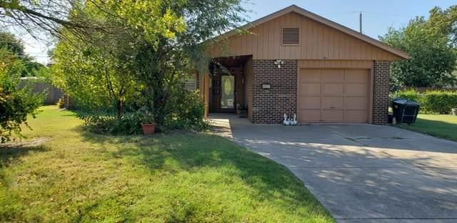 3815 N Clarence Ave, Wichita, KS 67204 (MLS #602683) :: Pinnacle Realty Group