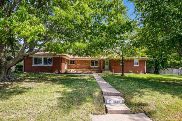 1524 N State St, Augusta, KS 67010 (MLS #602686) :: COSH Real Estate Services