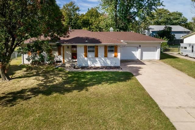 3851 N Porter Ave, Wichita, KS 67204 (MLS #602707) :: Pinnacle Realty Group