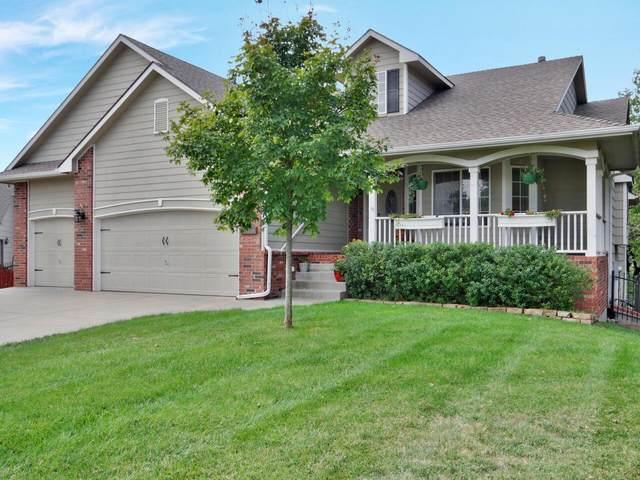 1009 Mccaskey, Rose Hill, KS 67133 (MLS #602739) :: Kirk Short's Wichita Home Team