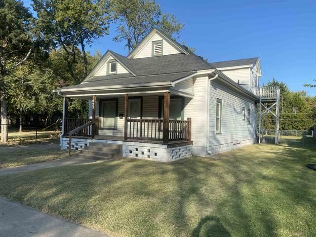 622 S Glenn Ave, Wichita, KS 67213 (MLS #602742) :: Graham Realtors