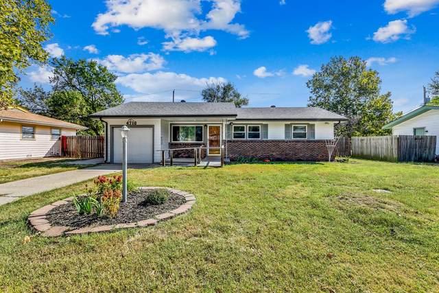 4718 S Glenn Ave, Wichita, KS 67217 (MLS #602760) :: Graham Realtors