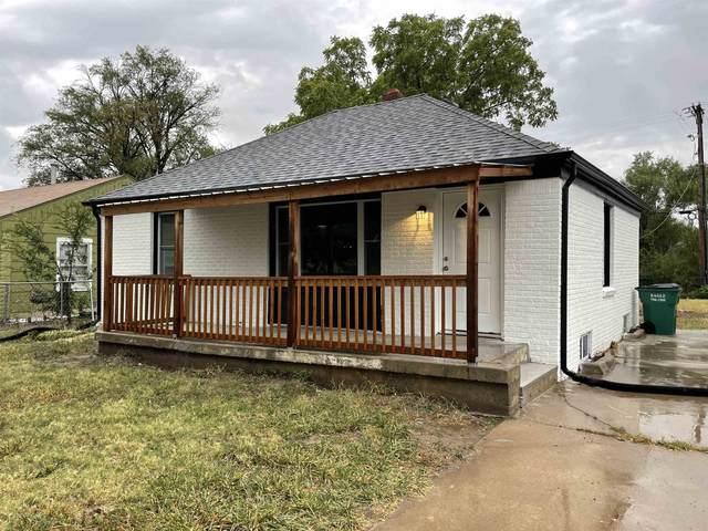 1853 N Volutsia, Wichita, KS 67214 (MLS #602769) :: Pinnacle Realty Group