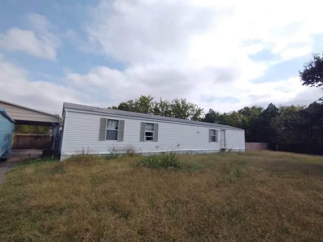 7034 S Green St, Wichita, KS 67216 (MLS #602780) :: Graham Realtors