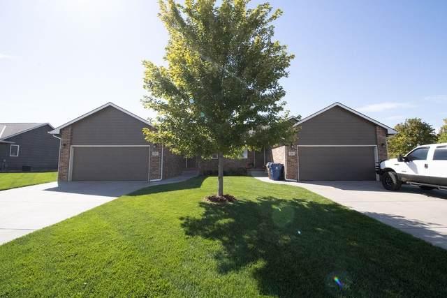 203 E Wichita Ave, Colwich, KS 67030 (MLS #602815) :: Kirk Short's Wichita Home Team