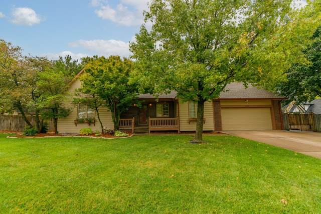 1535 S Wooddale, Wichita, KS 67230 (MLS #602816) :: Graham Realtors