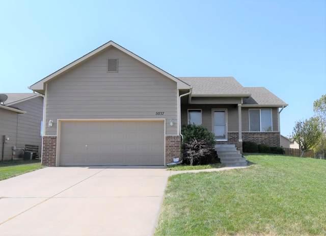 5037 N Marblefalls St, Wichita, KS 67219 (MLS #602818) :: Pinnacle Realty Group