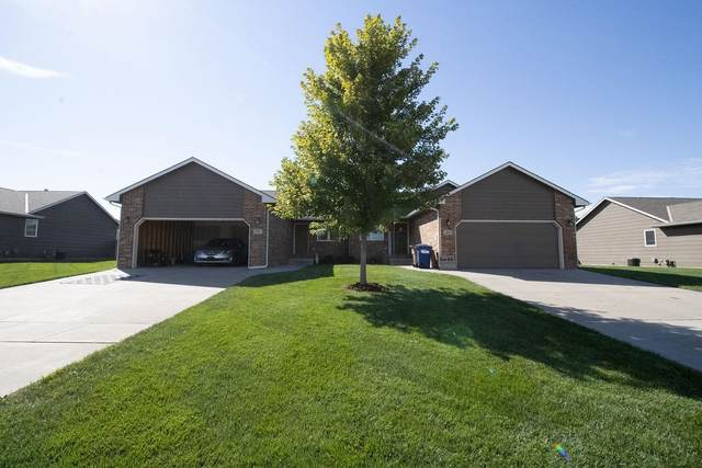 207 E Wichita Ave, Colwich, KS 67030 (MLS #602829) :: Kirk Short's Wichita Home Team