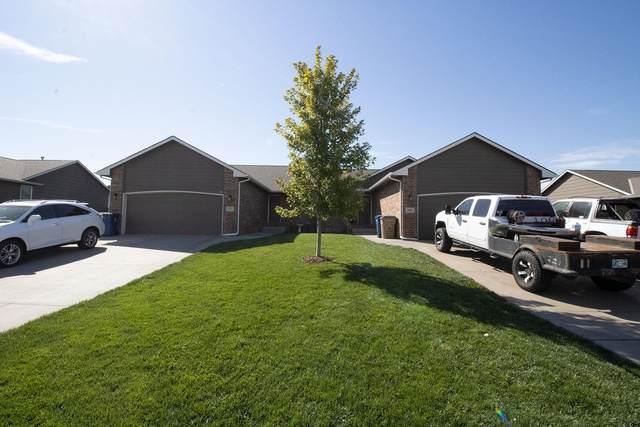 211 E Wichita Ave, Colwich, KS 67030 (MLS #602832) :: Kirk Short's Wichita Home Team