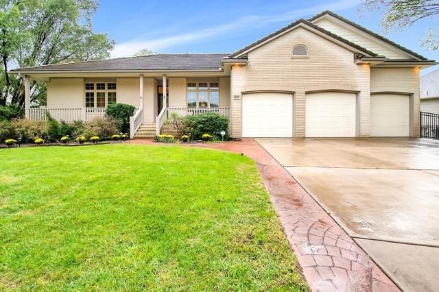1652 E Tiara Pines Pl, Derby, KS 67037 (MLS #602844) :: Kirk Short's Wichita Home Team