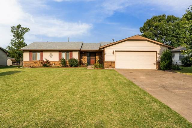 620 Sylvan Ln, Wellington, KS 67152 (MLS #602862) :: COSH Real Estate Services