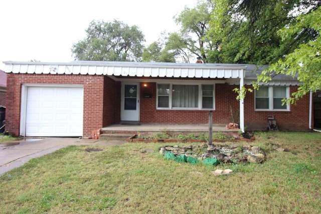 5810 Oakwood, Wichita, KS 67208 (MLS #602891) :: Kirk Short's Wichita Home Team