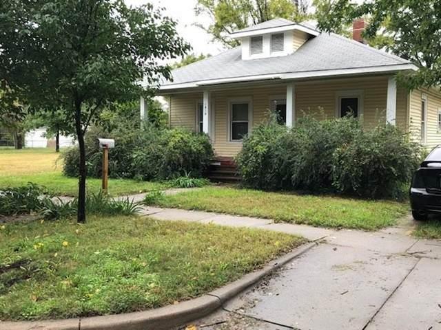 1810 S Ida St, Wichita, KS 67211 (MLS #602902) :: Kirk Short's Wichita Home Team