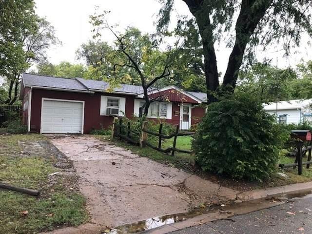 1824 E Evanston St, Park City, KS 67219 (MLS #602905) :: COSH Real Estate Services