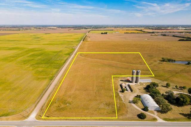 20 +/- Acres At 247th & 6th Tract 1, Goddard, KS 67052 (MLS #602909) :: Keller Williams Hometown Partners
