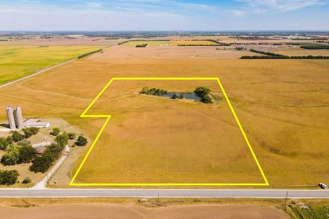 20 +/- Acres At 247th & 6th Tract 2, Goddard, KS 67052 (MLS #602911) :: Keller Williams Hometown Partners