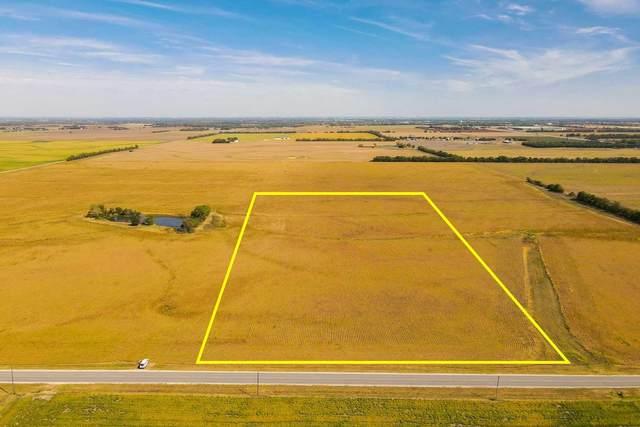 20 +/- Acres At 247th & 6th Tract 3, Goddard, KS 67052 (MLS #602912) :: Keller Williams Hometown Partners