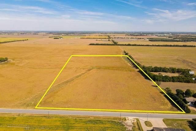 20 +/- Acres At 247th & 6th Tract 4, Goddard, KS 67052 (MLS #602913) :: Keller Williams Hometown Partners